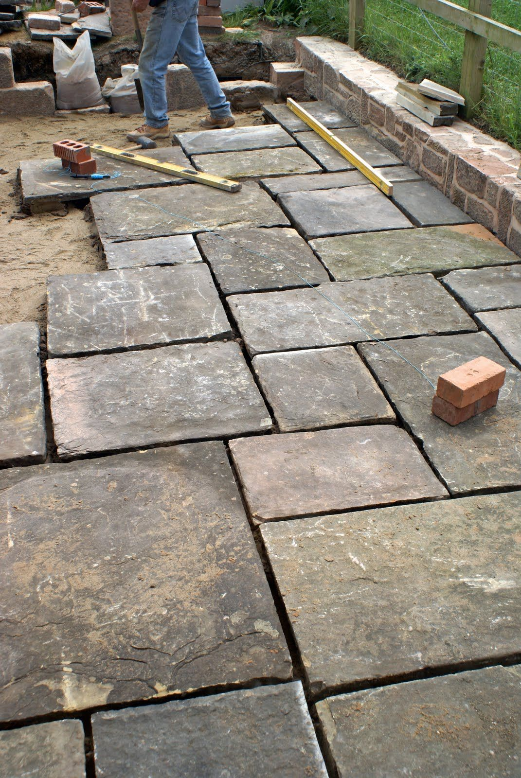 21 Stunning Picture Collection for Paving Ideas  Driveway Ideas  Cheap paving ideas Paving