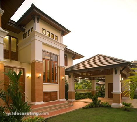 Front view of house home exterior getdecorating also rh za pinterest