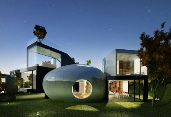 Juju Cocoon House' Encapsulates Innovative House Design