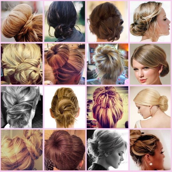 While You May Not Think Much About Putting Your Hair Up In A Bun