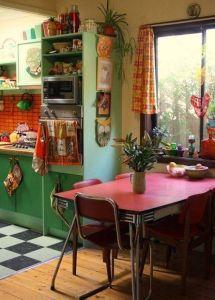 Home Interiors Vintage Kitchen Decor