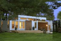 Blu Homes' Founder Completes His Own Prefab Origin Artist ...