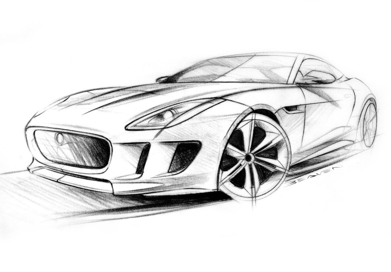 Concept Drawing Jag