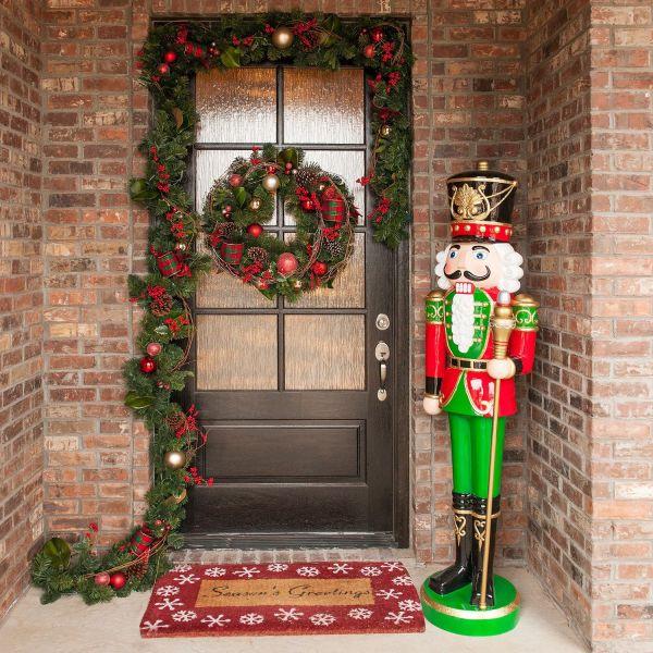 sams club christmas decorations outdoor christmas nutcracker decorations