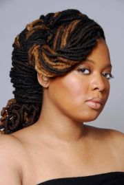 awesome #dreadlocks #naturalhairstyle