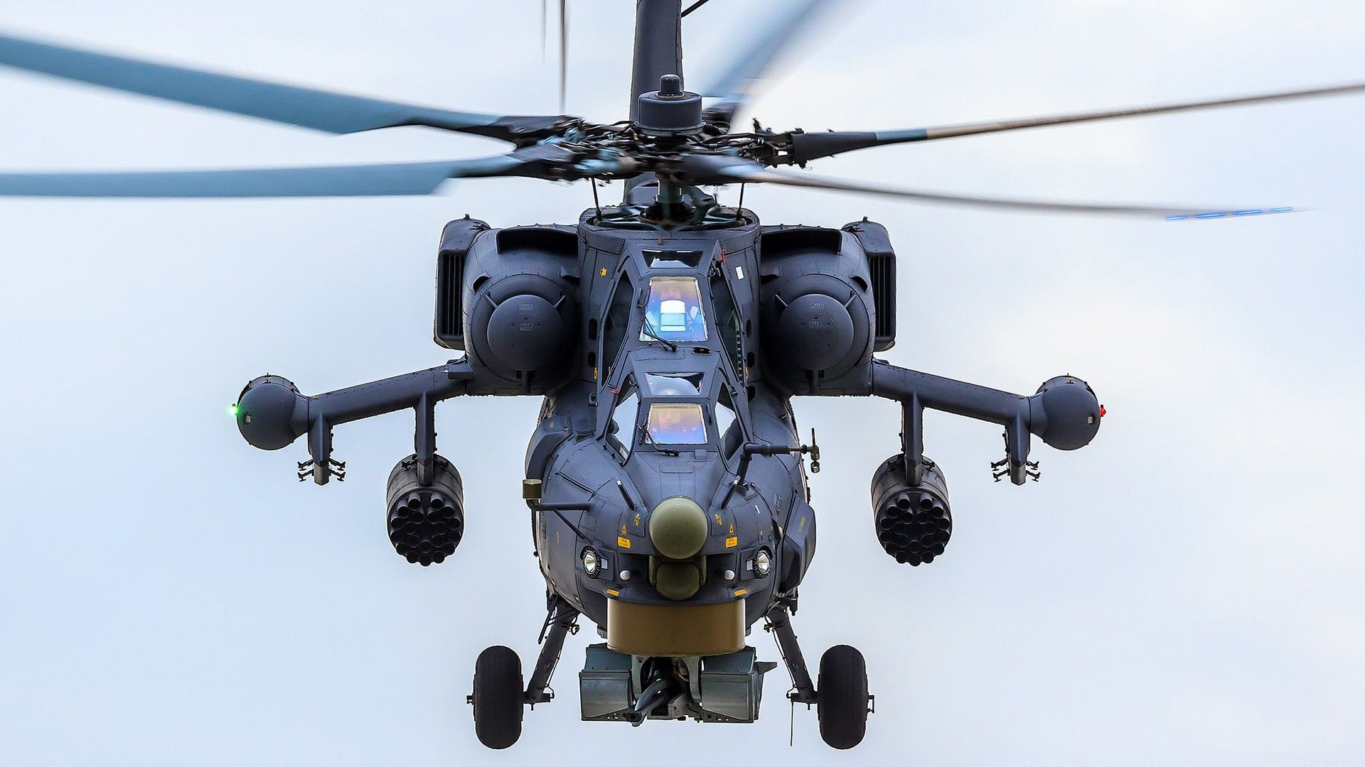 military - mil mi-28 helicopter wallpaper | flying machines