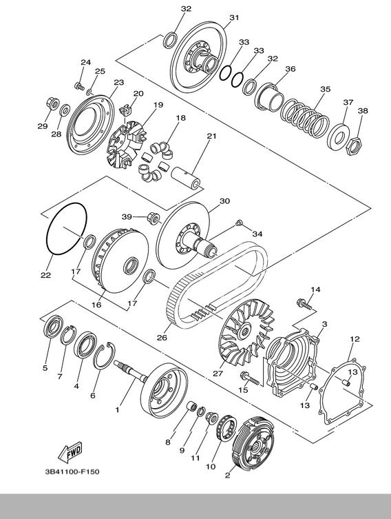 Rhino 660 Clutch Diagram : 24 Wiring Diagram Images