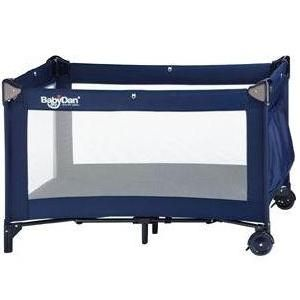 Baby Dan Babydan Blue Portable Travel Cot This Colourful Can Also Be Used As
