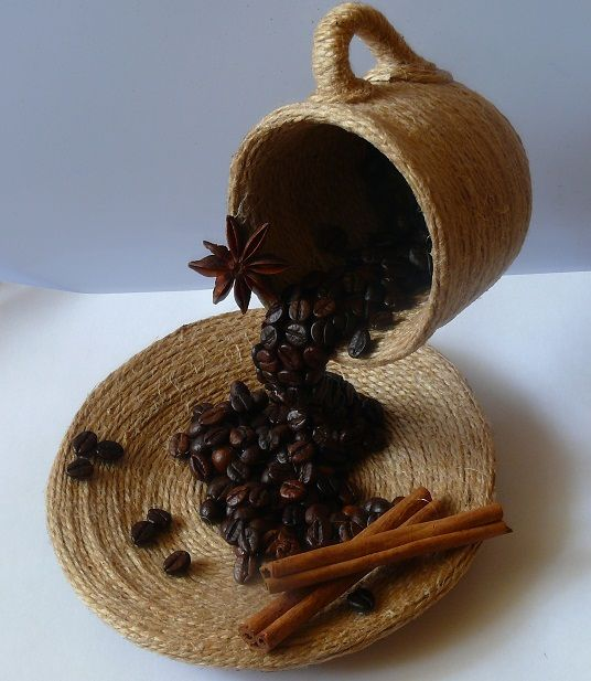 """DIY Home Decor Crafts Or T Ideas How To Make """"flying"""" Coffee"""