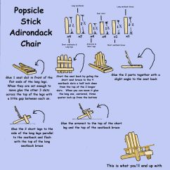 Adirondack Chair Pattern Ergonomic With Leg Rest I Had Some Friends That Chairs As Part Of