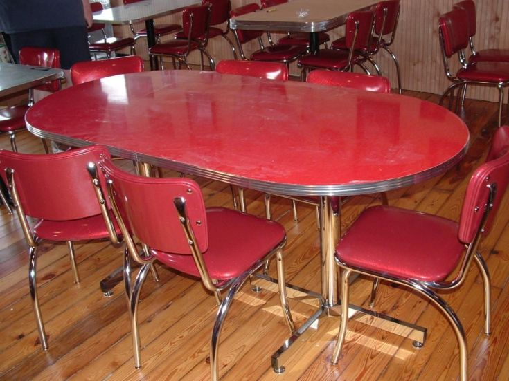 1950 retro kitchen table : best 1950s kitchen table set – home