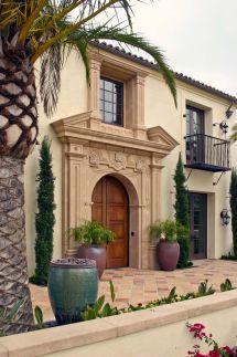 Spanish Villa Architecture Style