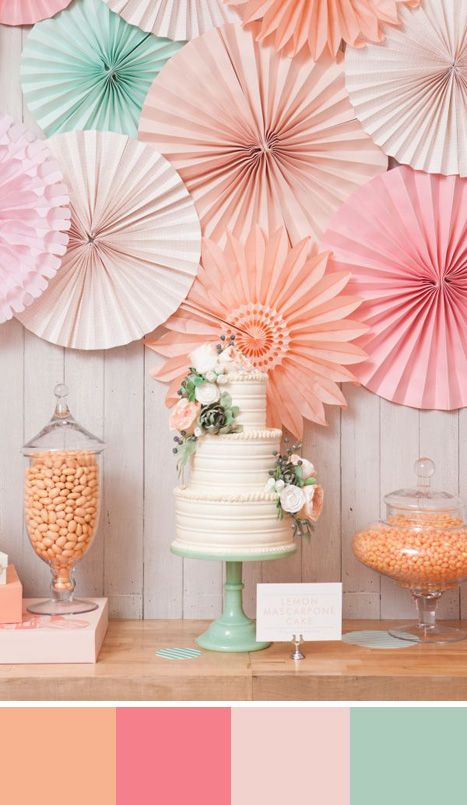 Fall String Lights Wallpaper Weddings 5 Peach Color Palettes For Your Wedding Day Pastel