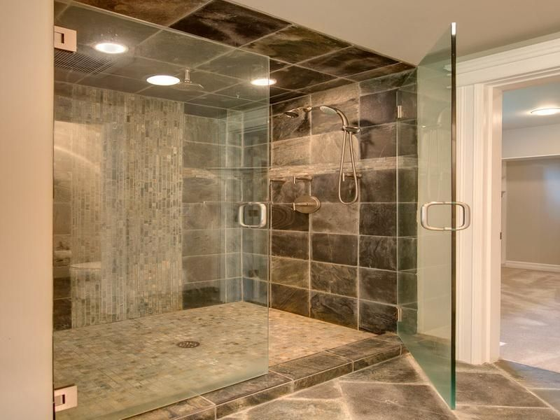 Beauty And Sweet Tile Shower Designs Ideas