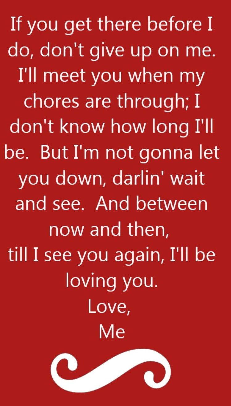Love Me Lyrics Collin Raye
