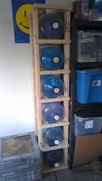 5 Gallon Water Jug Storage, Water Gallon Holder, Water Jug ...