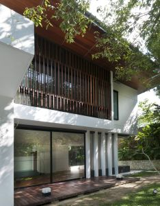 House also hijauan by design tropical style home  architecture rh za pinterest