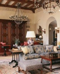 Spanish Style Decor / Spanish Style Chandeliers | Old ...