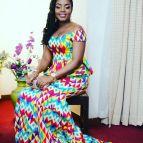 Pin Anita Anim Kente Africans African