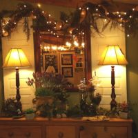 Decorating with Grapevine Garland | ... Grapevine garland ...