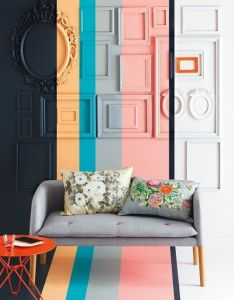 Photo craig wall styling vanessa colyer tay for inside out magazine also great combo decor color combinations pinterest walls rh