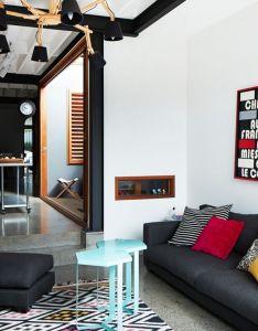 Room also the bondi terrace home of jodi and brendan york photo sean rh pinterest
