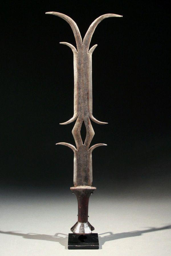 Ancient African Iron Sword