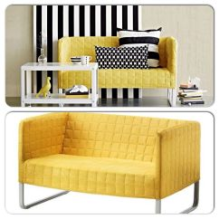 Ikea Rp Sofa Bed Covers 2 Seater Cushion For Amazon Yellow Strandmon Wing Chair Skiftebo ...