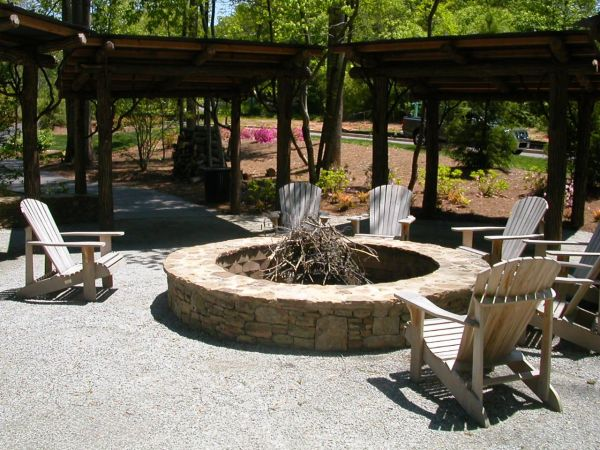 fire pits and firepits