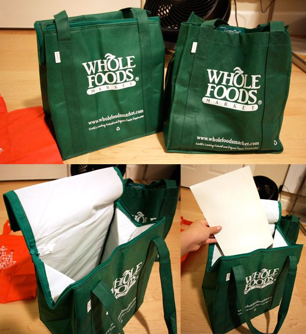 Canvas Bags Whole Foods