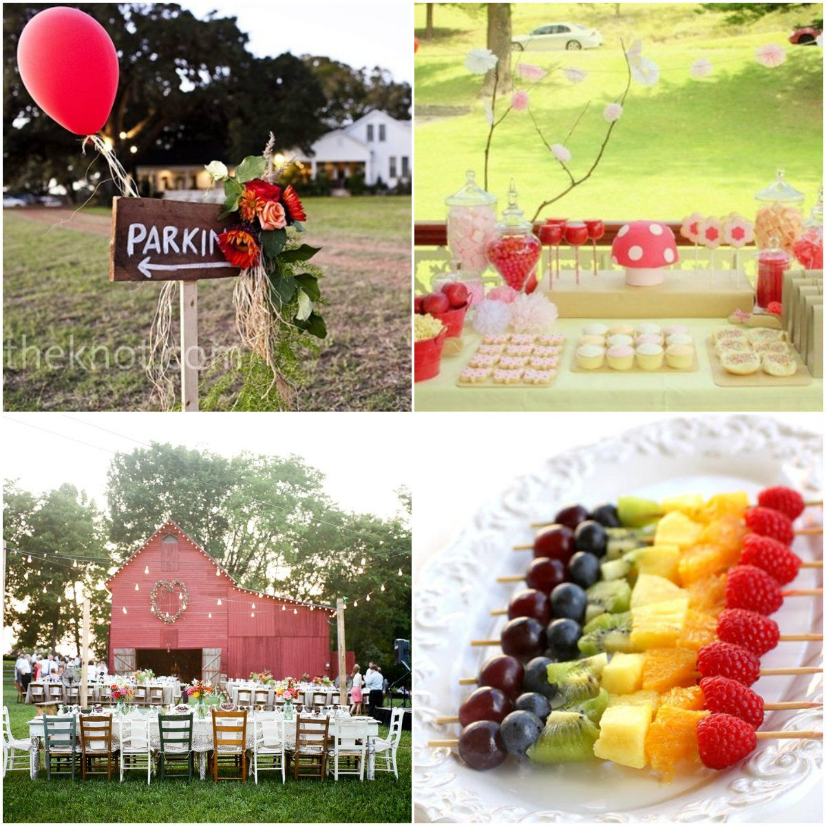 18th Birthday Garden Party Decorations Party Ideas! Pinterest
