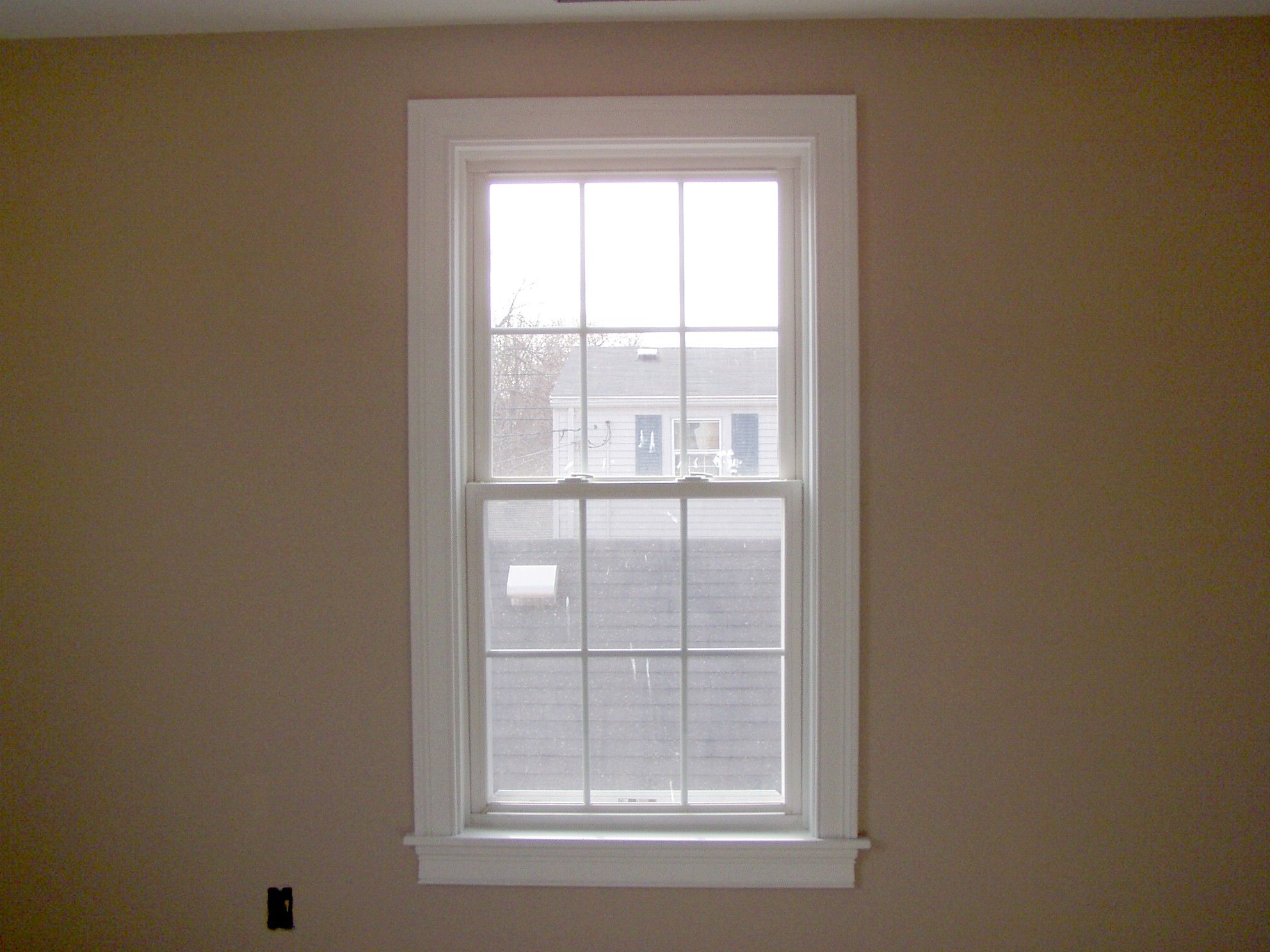 new construction door trim