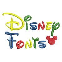 disney embroidery applique designs | Disney Alphabet ...
