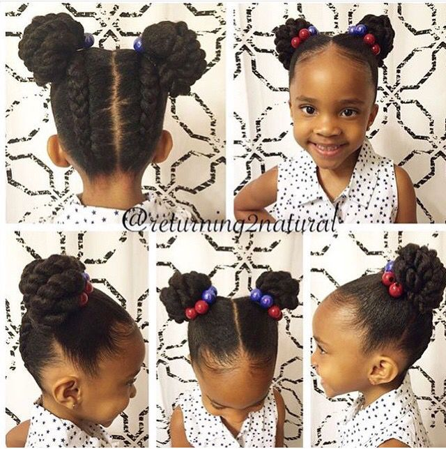 Quick Kids Hairstyle Hair Inspiration Pinterest Kids Hair