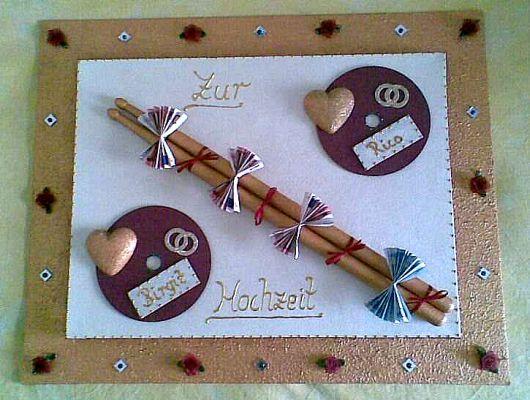 Geldgeschenke on Pinterest  Hochzeit Basteln and Milk Cartons