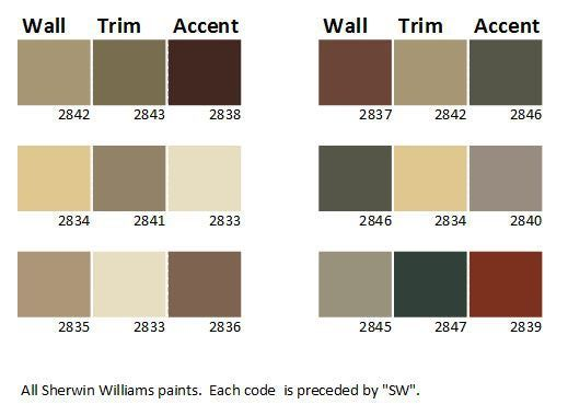 Craftsman House Colors Get Inspired With These Ideas Exterior