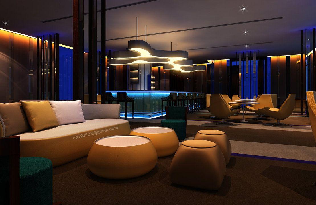 lounge bar interiors  Design de interiores  Pinterest