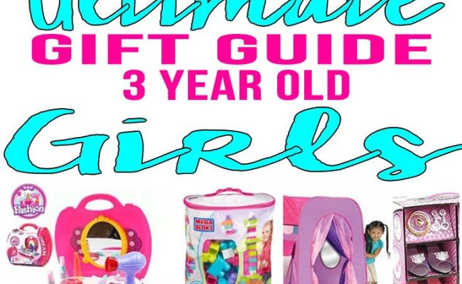 Best Gifts For 3 Year Old Girls Gift Suggestions Third