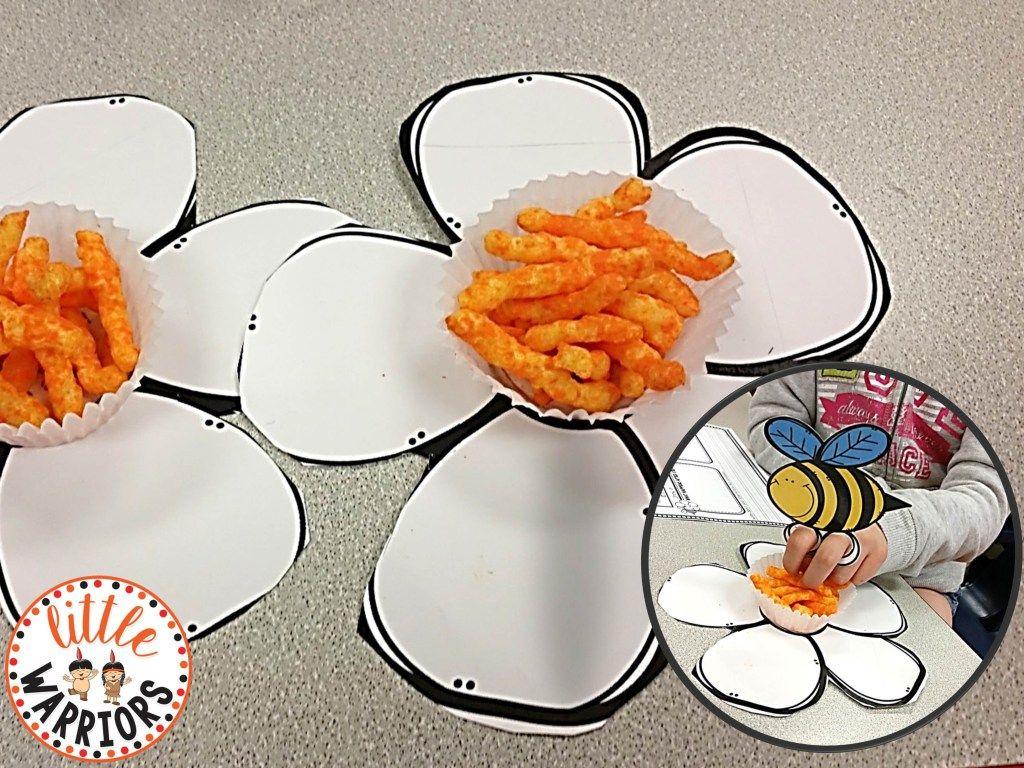 Cheeto Pollination Experiment