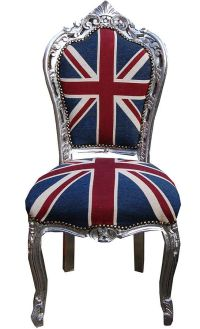 Union Jack Chair - Home Design