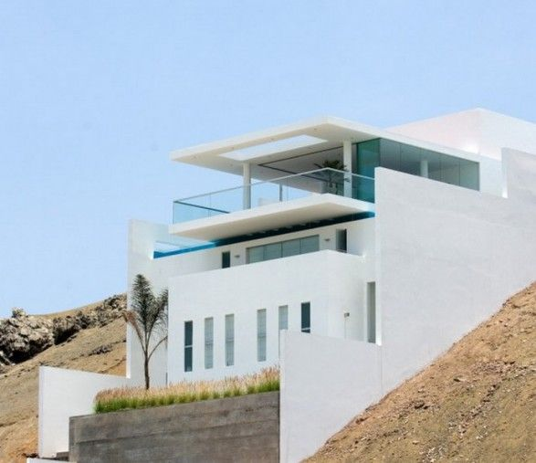 Images Of House On A Steep Hillside In Peru Interior Decorating