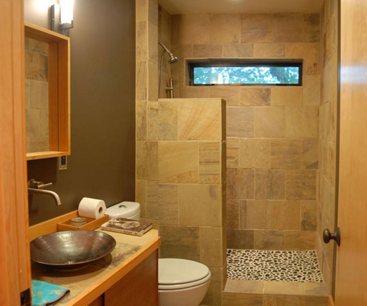 Modren Bathroom Ideas House To Home This Pin And More On Inside