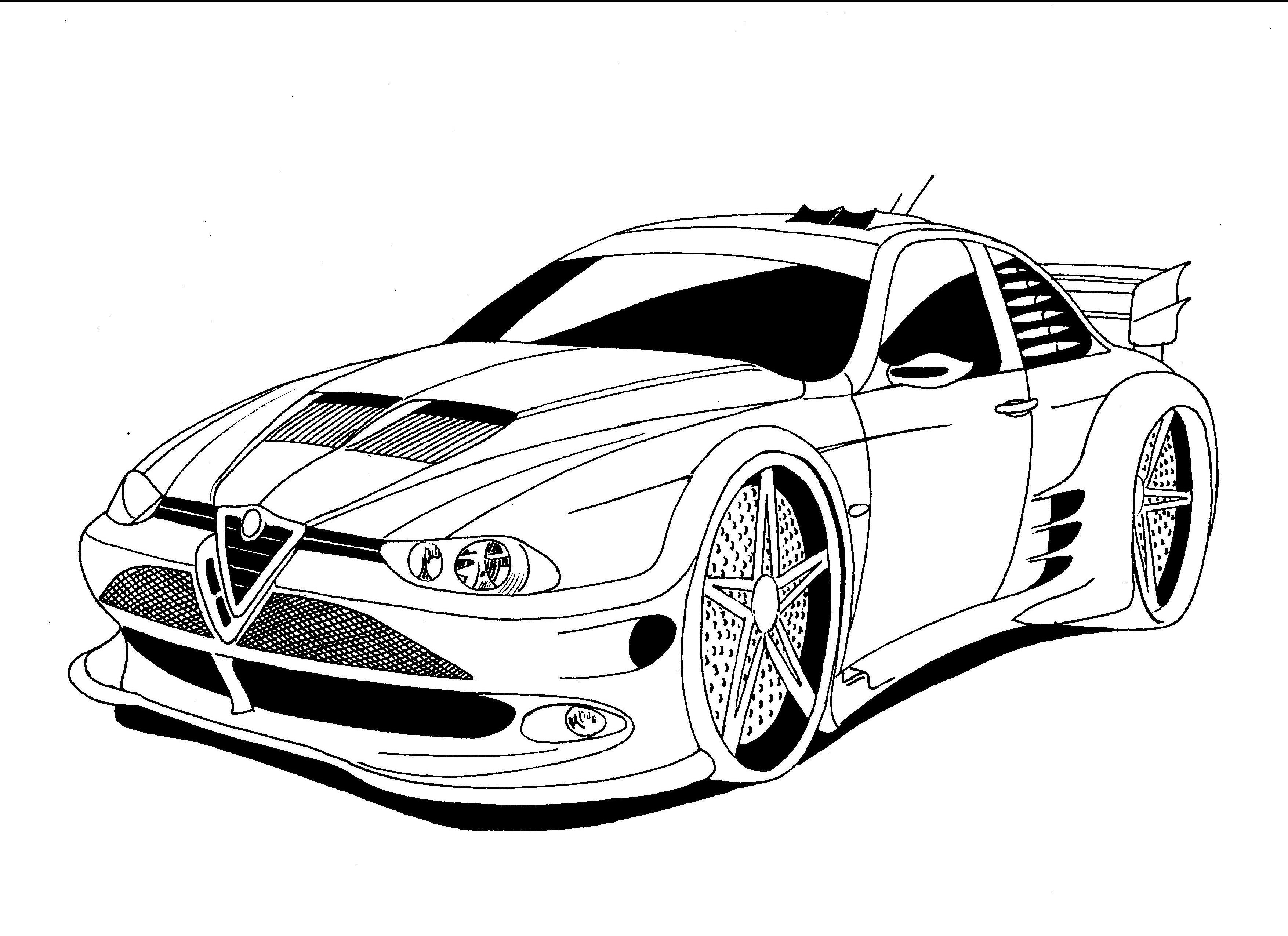 Alfa WTC #Alfa #AlfaRomeo #WTC #Touringcar #Trackcar #