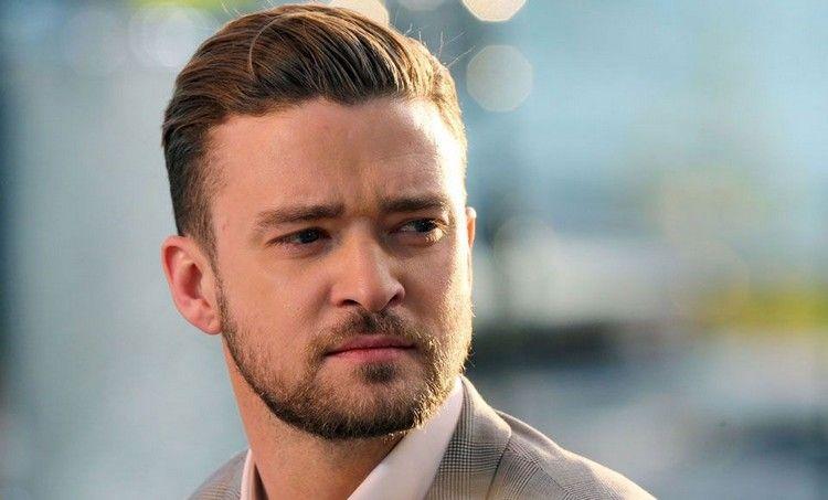 Perfekte Frisur Mann Justin Timberlake Sleek Hair #frisuren