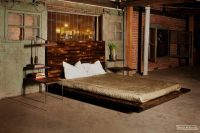 Rustic Chic Bedroom Ideas   Urban Rustic Beds  rustic ...