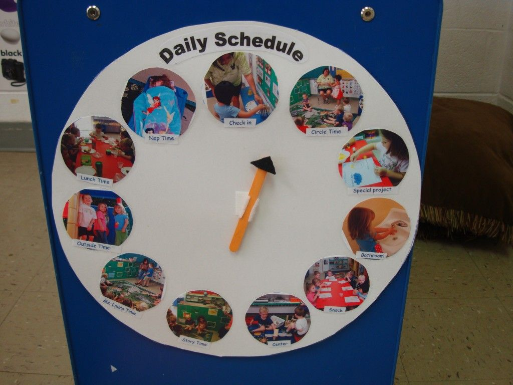 Best 25 Visual Schedule Preschool Ideas