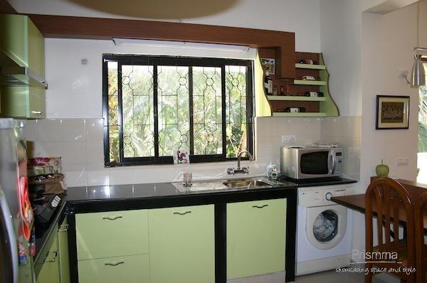 Open Kitchen Goa India Amelia 6 Cuarto De Pilas