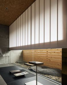 An old japanese house has been transformed into  landscape architecture studio featuring rockery communal living pinterest also rh