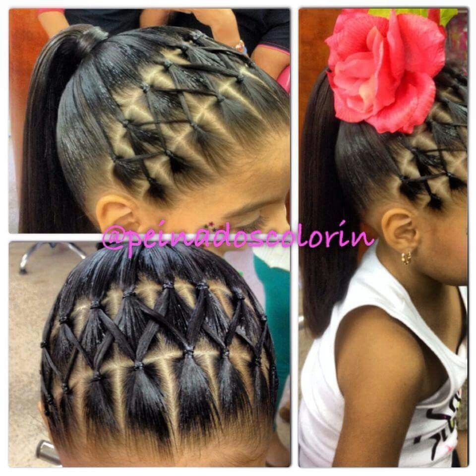 Best 25+ Rubber band hairstyles ideas on Pinterest