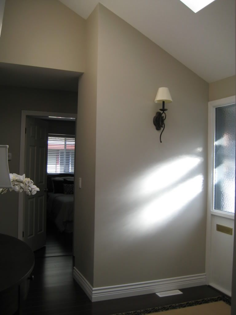 Benjamin Moore Revere Pewter Nice paint colour Go good